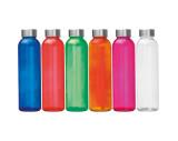 Trinkflasche aus Glas, 500 ml